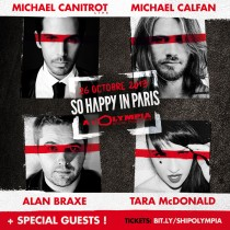 So, Happy In Paris ? @ Olympia