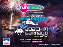 Fire Mix Party avec Joachim Garraud