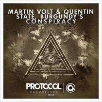 Martin Volt & Quentin State, Burgundy's 'Conspiracy' (Protocol)