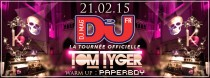 DJ Mag Party avec Tom Tyger