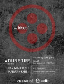 The Tribes avec DUBFIRE