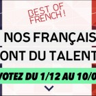 Best of French 2018, les votes sont ouverts !