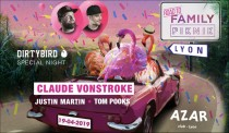 Claude Vonstroke x Road to Family Piknik