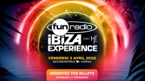 Fun Radio Ibiza Experience 2020 - AccorHotels Arena