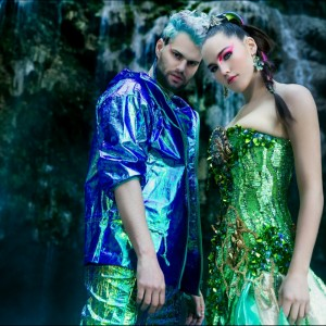 Sofi Tukker remixe 'No Stress' de Laurent Wolf