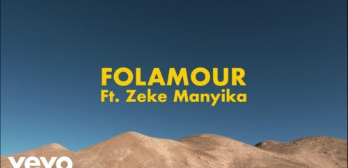 Folamour feat. Zeke Manyika - The Journey